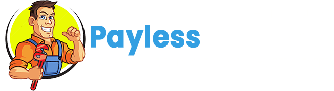 payless plumber harrisburg nc logo